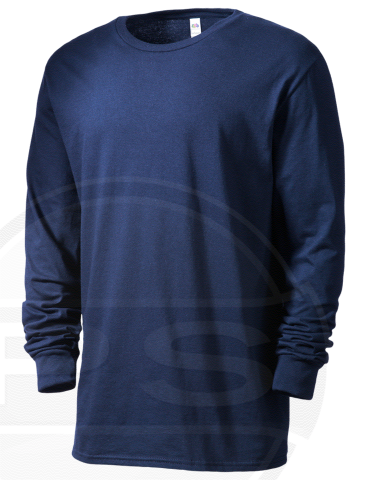 South Korea Sofspun Men S 4 7oz Cotton Long Sleeve T Shirt