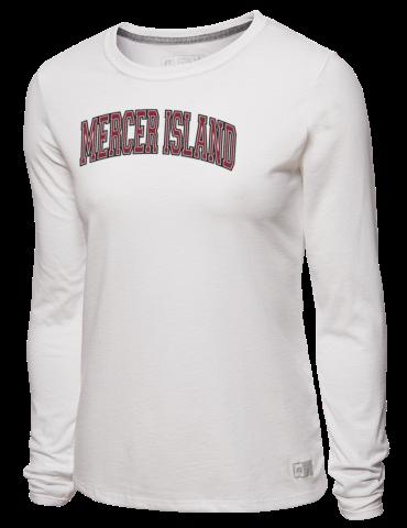 1054b3ac32580 Mercer Island High School Islanders Russell Athletic Women s Long ...
