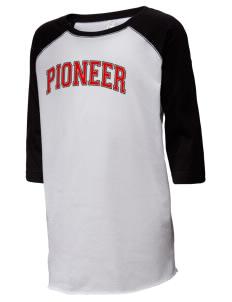 dbdd774f3 Pioneer Middle School 49ers LAT Youth Baseball T-Shirt