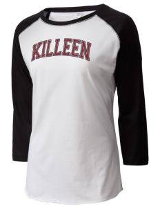 Killeen High School Kangaroos Women's T-Shirts - Long Sleeve