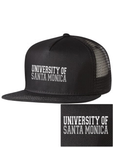 d4cf02b88d6e9 University of Santa Monica Santa Monica Hats - Snapback