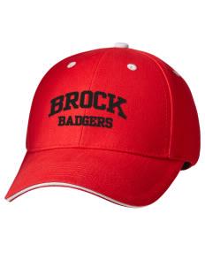 8322d613b71 Brock University Badgers Hats - Adjustable Caps