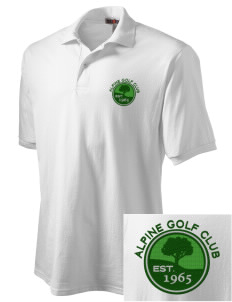 4228cd5d72bb Embroidered JERZEES Men s SpotShield™ Jersey Polo Shirt