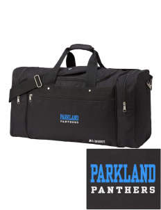 3a856a107c26 Parkland Secondary School Panthers  Duffle Bags. North Saanich ...