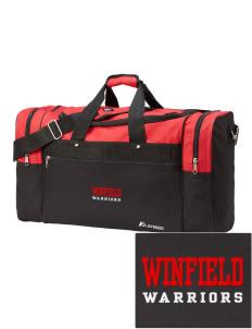 Winfield Intermediate School Warriors Duffel Bags