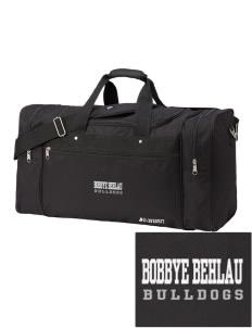 Bobbye Behlau Elementary School Bulldogs Duffel Bags
