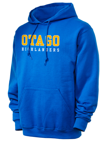 05dcb574453 Otago Highlanders JERZEES Unisex 8oz NuBlend® Hooded Sweatshirt