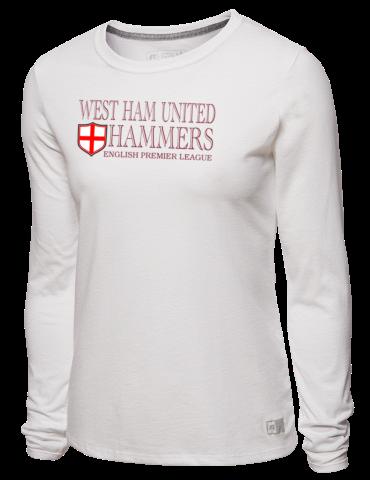 super popular d0dc4 1f7b0 Russell Athletic Women's Long Sleeve T-Shirt