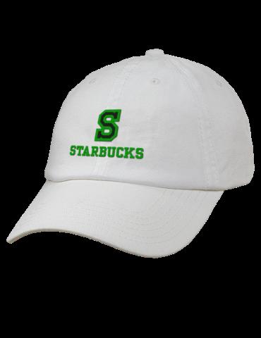 Starbuck Elementary School Starbucks Embroidered Garment Washed ... 273feec060e3