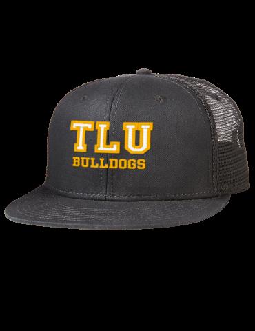 e99f31441fc Texas Lutheran University Bulldogs Embroidered Cotton Twill Flat ...