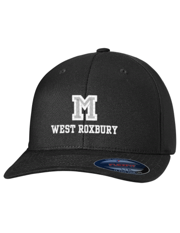 Massachusetts School Of Professional Psychology >> Embroidered Flexfit Wooly Combed Cap