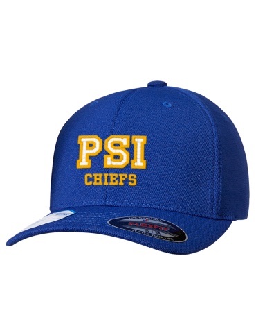 b67a733189085 Paschal Sherman Indian School Chiefs Embroidered Flexfit® Cool   Dry ...