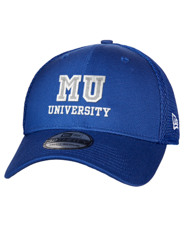 53aa3a95a25 Monash University Embroidered New Era 39THIRTY® Stretch Fit Mesh ...