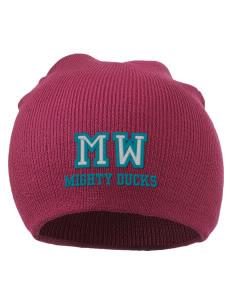 c1bb520d Manor Woods Elementary School Mighty Ducks Hats - Beanies