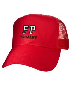 Forest Park Elementary School Trojans Hats All Hats Prep Sportwear