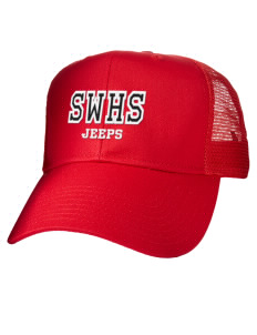 ed395354eedd8 South Webster High School Jeeps Hats - All Hats