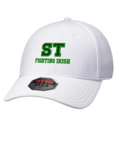 f1ce9e79b Seneca Township High School Fighting Irish Hats - Stretch Fit Caps