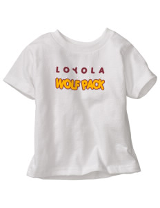 separation shoes 49f08 04651 Loyola University New Orleans Wolf Pack Baby Clothing   Prep ...