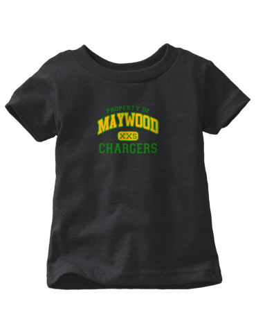 3a4f481db Maywood Middle School Chargers Infant Cotton Jersey Tee