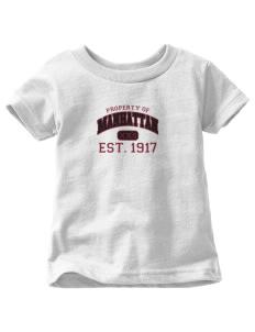 Manhattan School of Music est. 1917 Baby Tops e1b33fbc09c