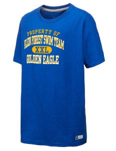 da203e5e Klein Forest Swim Team Golden Eagle Boy's T-Shirts