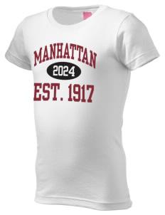 Manhattan School of Music est. 1917 Girls Apparel 84cc412b875