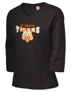 57dd44f9751604 Saint Colette School Tigers Women s T-Shirts - Long Sleeve