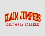 ada974e5b4c Columbia College Claim Jumpers SofSpun™ Men's 4.7oz Cotton Long Sleeve  T-Shirt