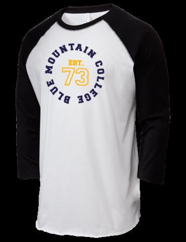 5a1e594e4 Blue Mountain College Toppers LAT Men's Baseball T-Shirt