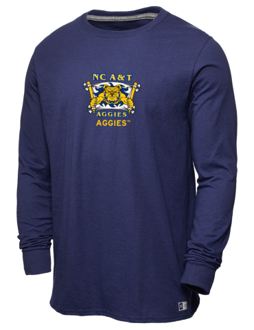 0316149a74 North Carolina A&T State University Aggies Russell Athletic Men's ...