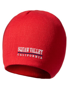 Squaw Valley California Hats - Beanies 7a49cecfe71