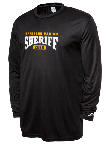 359aad74bc6d Jefferson Parish Sheriff's Office Russell Athletic Men's Core ...