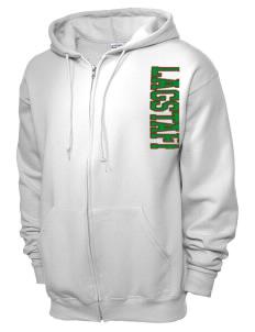 6e8f98eeb0b JERZEES Unisex NuBlend® 8oz Fleece Full-Zip Hood with Side Tackle Twill