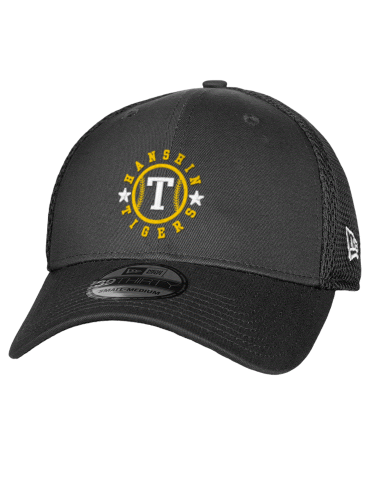 Hanshin Tigers Embroidered New Era 39THIRTY® Stretch Fit Mesh Back Cap fe5821ef7