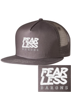 f1f15913a6032 Louis St. Laurent Catholic School Barons Hats - Snapback