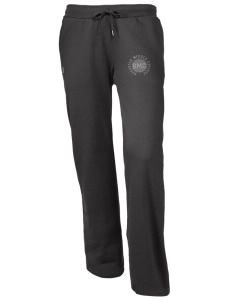 Russell Athletic Women s Embroidered Lightweight Fleece Pants 84d68d36c6