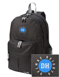 Delmae Heights Elementary School Delmae Pages Backpacks   Prep Sportwear 6e091946ec