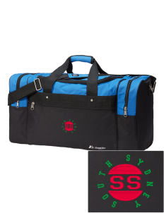 Embroidered Everest Small Duffel