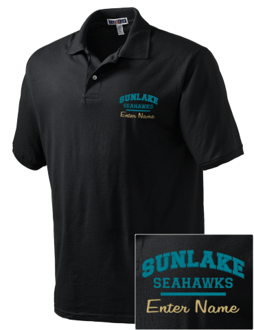release date: 7860b fd7ec Embroidered JERZEES Men's SpotShield™ Jersey Polo Shirt
