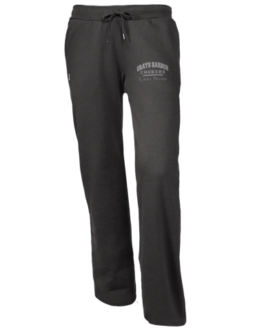 Russell Athletic Women's Embroidered Lightweight Fleece Pants