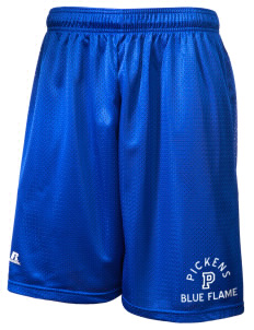 06bf6627 Pickens High School Blue Flame Basketball Apparel