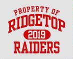 b7b2fa4e5 Ridgetop Junior High School Raiders Rabbit Skins Infant Baby Rib Onesie
