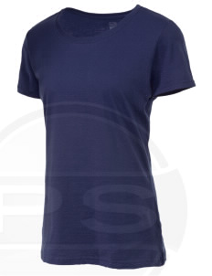 0bf1286e Volleyball Apparel. Fruit of the Loom Women's 5oz Cotton T-Shirt with  Sparkle Twill™