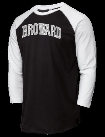 a380d0e1437 Broward College Seahawks LAT Men's Baseball T-Shirt