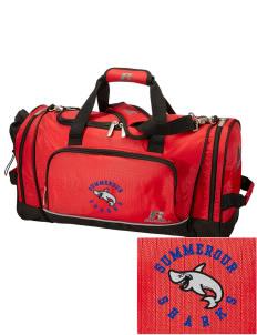 Summerour Middle School Sharks Duffel Bags   Prep Sportwear 1acca7c4b7