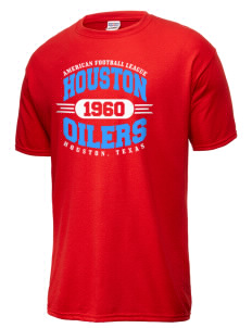 Houston Oilers Football Men s T-Shirts e96d3b177