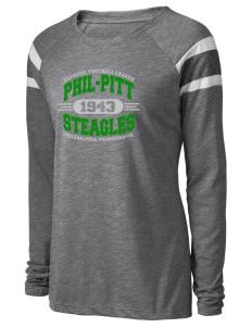 f4e95418b Phil-Pitt Steagles Football Women s T-Shirts - Long Sleeve