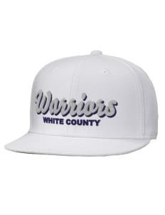 435d5ffaf8120 White County High School Warriors Hats - Snapback