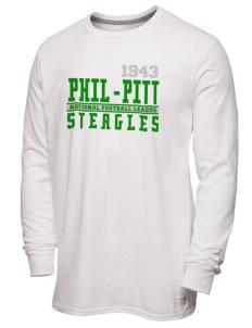 b8472712c Phil-Pitt Steagles Football Men s T-Shirts - Long Sleeve
