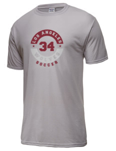Los Angeles Wolves Soccer Featured T-Shirts 58250dd9b